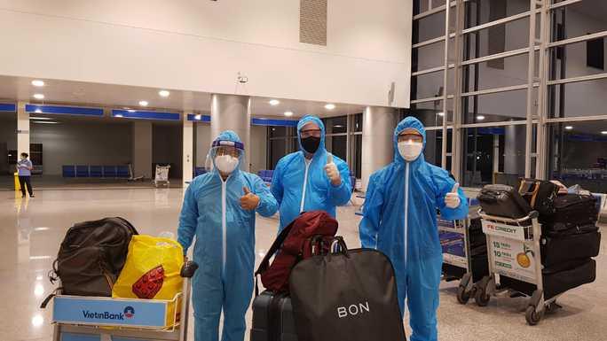 Vietravel tổ chức chuyến bay đón công dân về nước  - Ảnh 1.