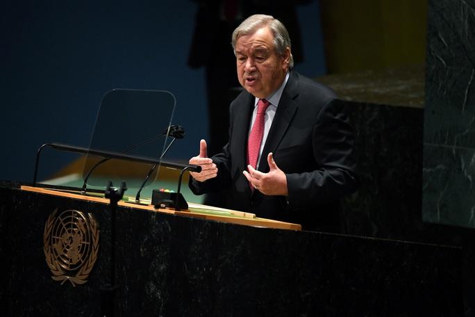 Tổng thống Philippines chỉ trích nước giàu tại Liên Hiệp Quốc - Ảnh 2.