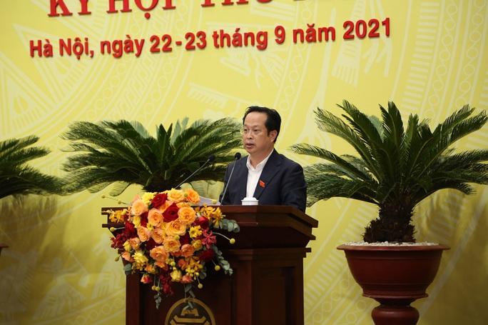 Đề xuất không tăng học phí, học trực tuyến thu bằng 75% mức quy định ở Hà Nội - Ảnh 1.