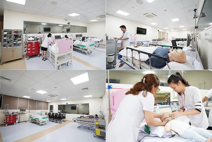 Đào tạo song song kiến thức và kỹ năng khi học Y - Dược - Điều dưỡng tại DTU - Ảnh 4.