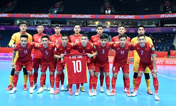 Việt Nam ngẩng cao đầu rời VCK FIFA Futsal World Cup 2021 - Ảnh 5.