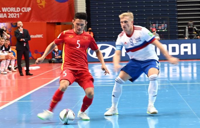 Việt Nam ngẩng cao đầu rời VCK FIFA Futsal World Cup 2021 - Ảnh 3.