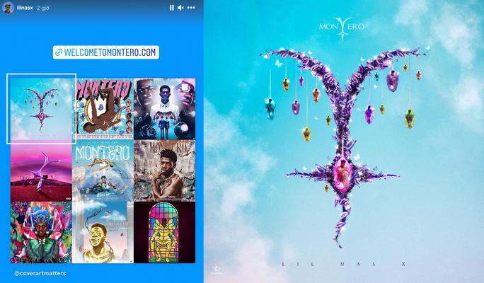 Nhà thiết kế Việt thu hút sự chú ý của rapper Mỹ Lil Nas X - Ảnh 2.