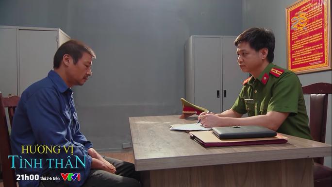 Hương vị tình thân phần 2 tập 42 (tập 113): Ông Sinh bị bắt vì tội giết người - Ảnh 3.