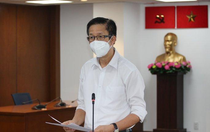 Sở Công Thương TP HCM lý giải vì sao bệnh viện thu phí xét nghiệm với shipper - Ảnh 2.