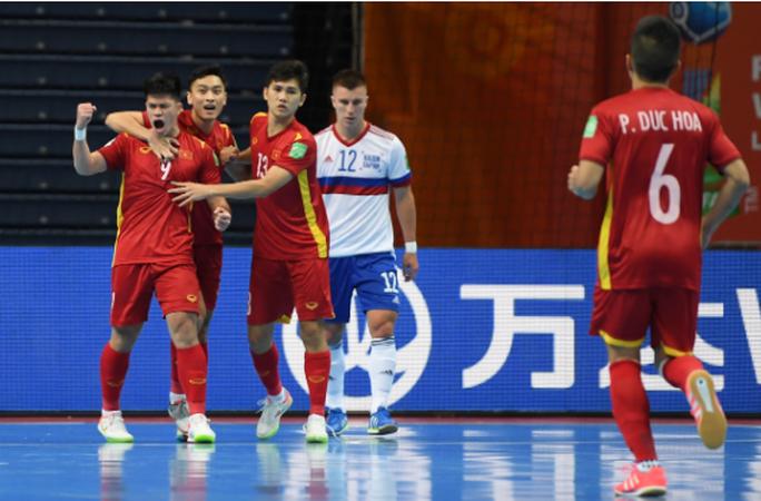 Truyền thông quốc tế ấn tượng màn trình diễn của tuyển futsal Việt Nam - Ảnh 6.
