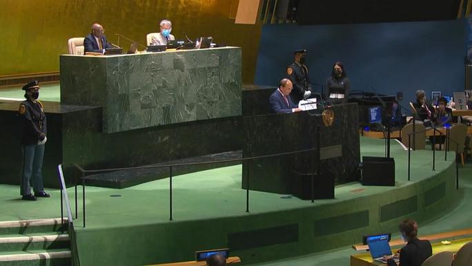 Chủ tịch nước: Tạo điều kiện các nước đang phát triển tham gia cung ứng vắc-xin - Ảnh 2.