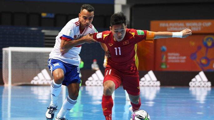 Truyền thông quốc tế ấn tượng màn trình diễn của tuyển futsal Việt Nam - Ảnh 8.