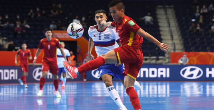 Truyền thông quốc tế ấn tượng màn trình diễn của tuyển futsal Việt Nam - Ảnh 5.