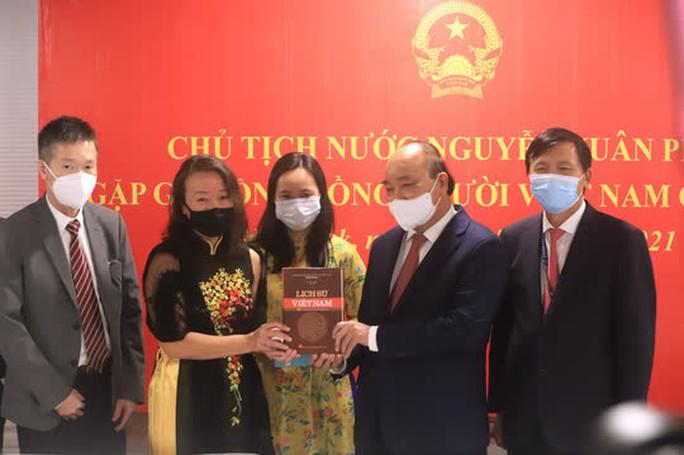 Chủ tịch nước: Quan hệ Việt - Mỹ ngày càng tốt đẹp, đó là quan hệ chiến lược, lâu dài - Ảnh 3.