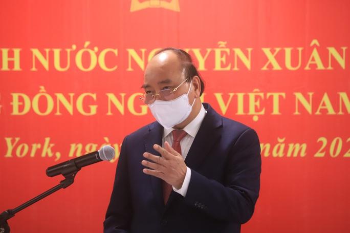 Chủ tịch nước: Quan hệ Việt - Mỹ ngày càng tốt đẹp, đó là quan hệ chiến lược, lâu dài - Ảnh 4.
