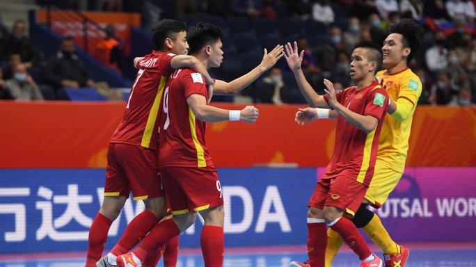 Truyền thông quốc tế ấn tượng màn trình diễn của tuyển futsal Việt Nam - Ảnh 7.