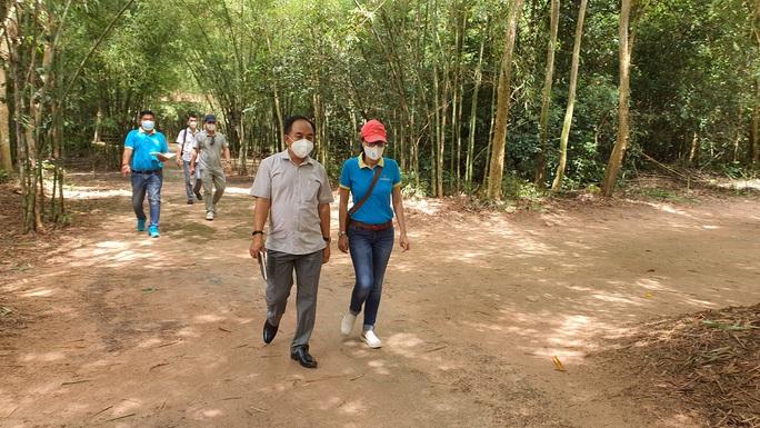 Saigontourist Group tiếp tục tiên phong tài trợ, tổ chức tour tri ân Cần Giờ, Củ Chi cho hàng ngàn y bác sĩ tuyến đầu chống dịch - Ảnh 3.
