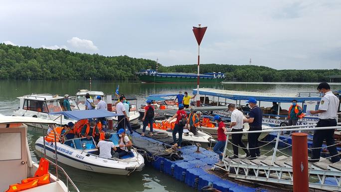 Saigontourist Group tiếp tục tiên phong tài trợ, tổ chức tour tri ân Cần Giờ, Củ Chi cho hàng ngàn y bác sĩ tuyến đầu chống dịch - Ảnh 2.