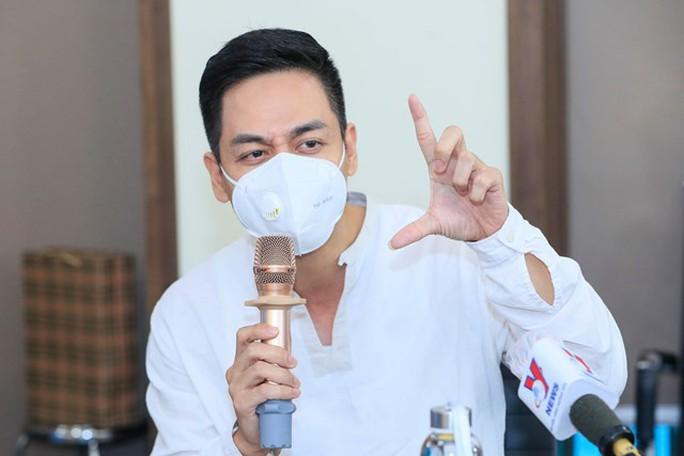 MC Phan Anh thừa nhận từng tham khi làm từ thiện - Ảnh 1.