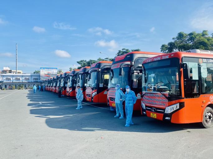 TP HCM lên phương án đón người lao động từ các tỉnh trở lại  thành phố - Ảnh 1.