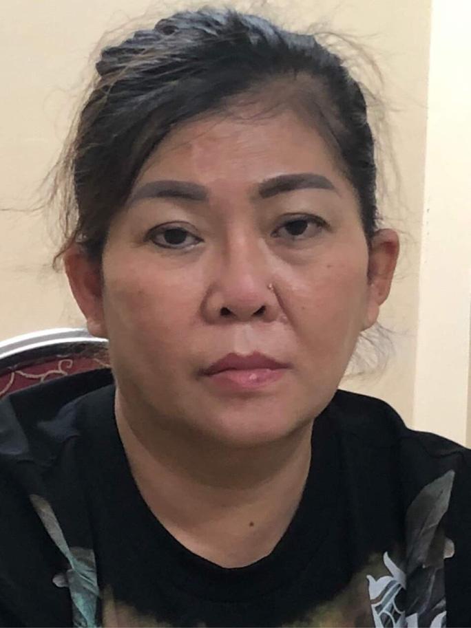 TP HCM: Bắt giam cặp đôi lừa đảo ở Gò Vấp - Ảnh 2.