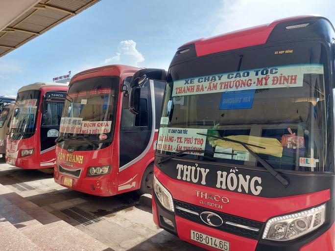 Vận tải hành khách liên tỉnh dự kiến được nối lại từ ngày 1-10-2021