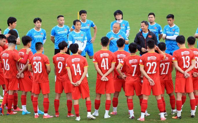 Đội tuyển Việt Nam đón tin vui mới trước hai trận đấu quan trọng - Ảnh 2.