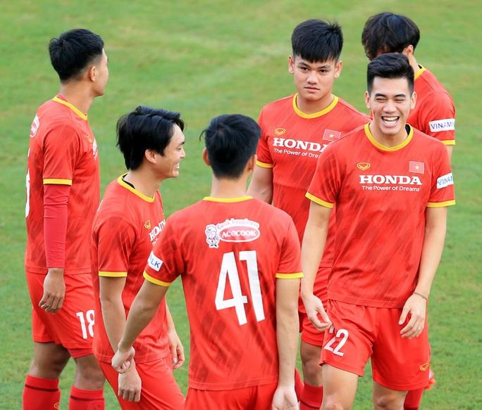 Đội tuyển Việt Nam đón tin vui mới trước hai trận đấu quan trọng - Ảnh 4.