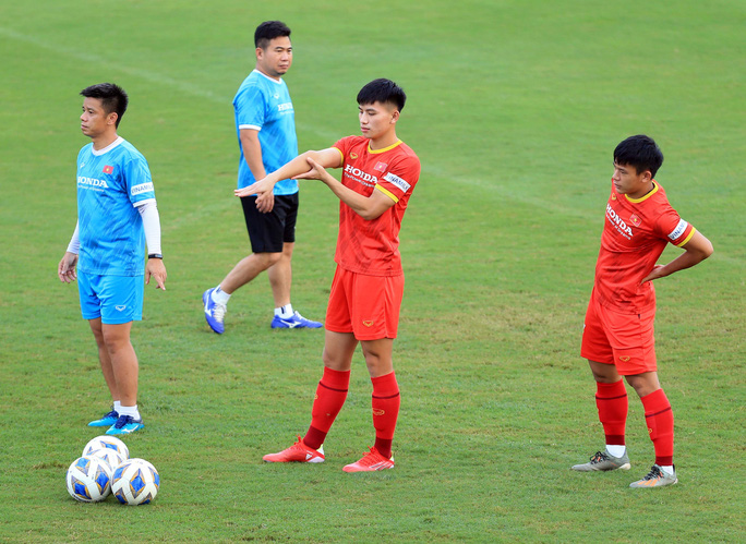 Đội tuyển Việt Nam đón tin vui mới trước hai trận đấu quan trọng - Ảnh 8.