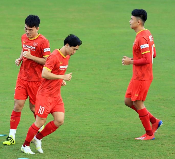 Đội tuyển Việt Nam đón tin vui mới trước hai trận đấu quan trọng - Ảnh 5.