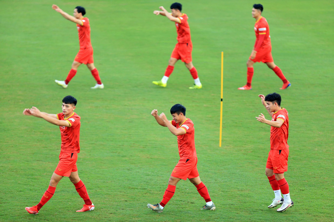 Đội tuyển Việt Nam đón tin vui mới trước hai trận đấu quan trọng - Ảnh 3.
