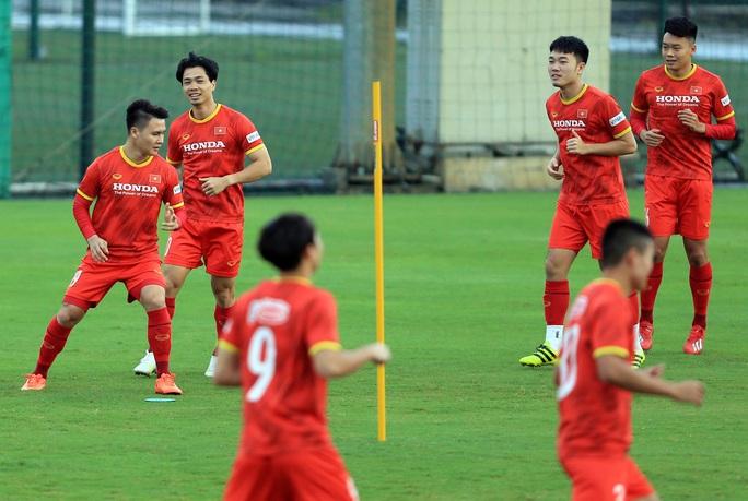 Đội tuyển Việt Nam đón tin vui mới trước hai trận đấu quan trọng - Ảnh 12.