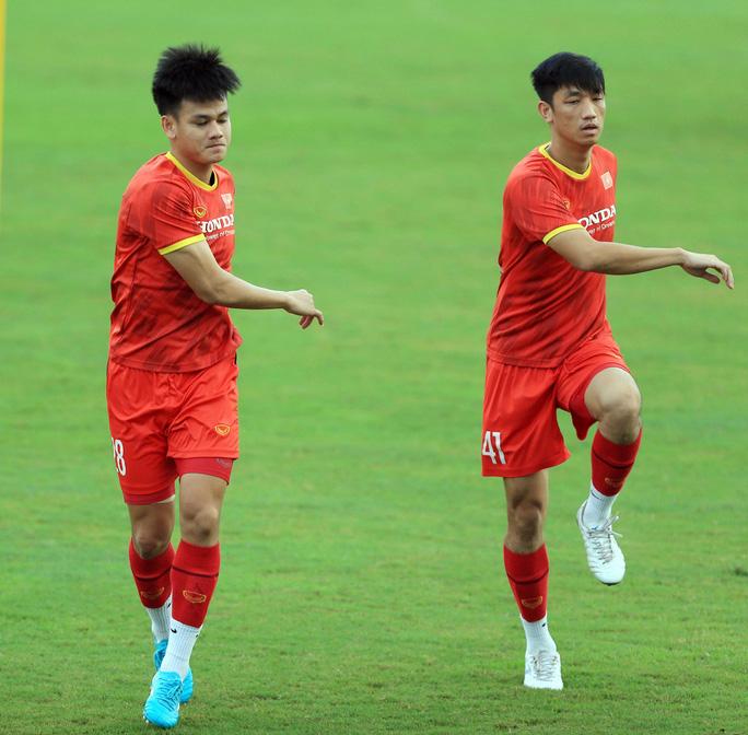 Đội tuyển Việt Nam đón tin vui mới trước hai trận đấu quan trọng - Ảnh 6.