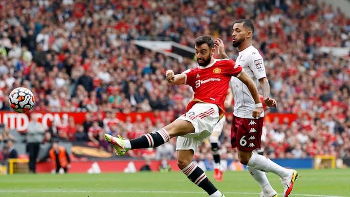 Vì sao Bruno Fernandes sút hỏng penalty trong trận Man United thua Aston Villa? - Ảnh 3.