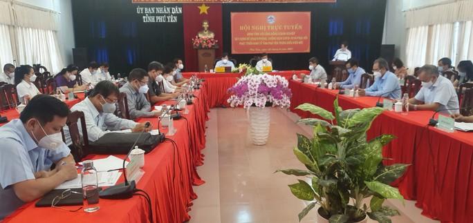 Phú Yên đối thoại doanh nghiệp để gỡ khó, phục hồi sản xuất - Ảnh 1.