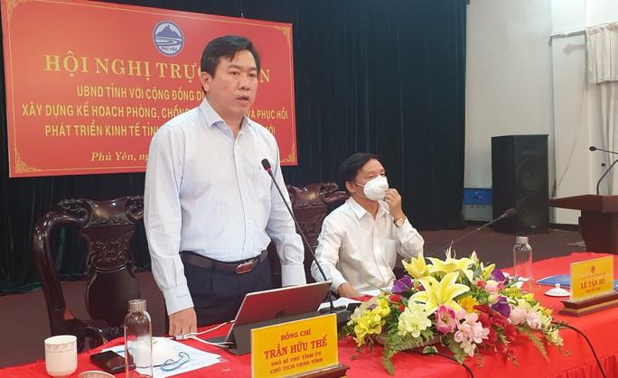 Phú Yên đối thoại doanh nghiệp để gỡ khó, phục hồi sản xuất - Ảnh 2.