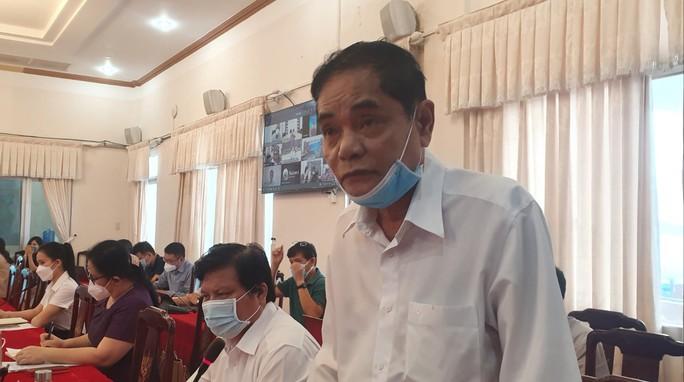 Phú Yên đối thoại doanh nghiệp để gỡ khó, phục hồi sản xuất - Ảnh 3.