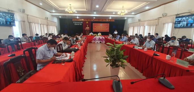 Phú Yên đối thoại doanh nghiệp để gỡ khó, phục hồi sản xuất - Ảnh 7.