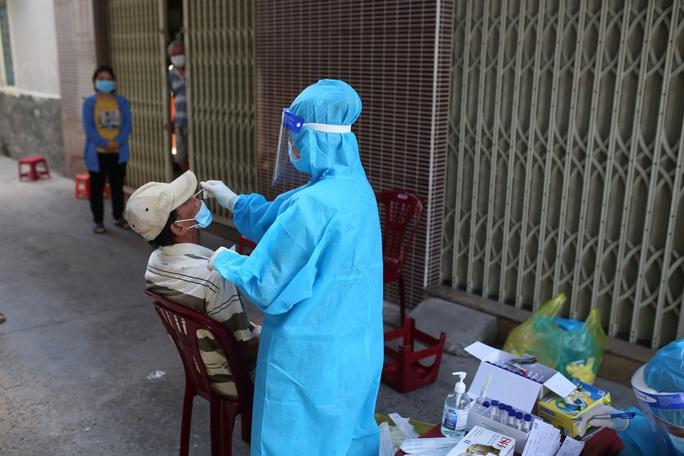 Đà Nẵng: 4 người trong gia đình nhiễm SARS-CoV-2 ở phường Bình Thuận - Ảnh 1.