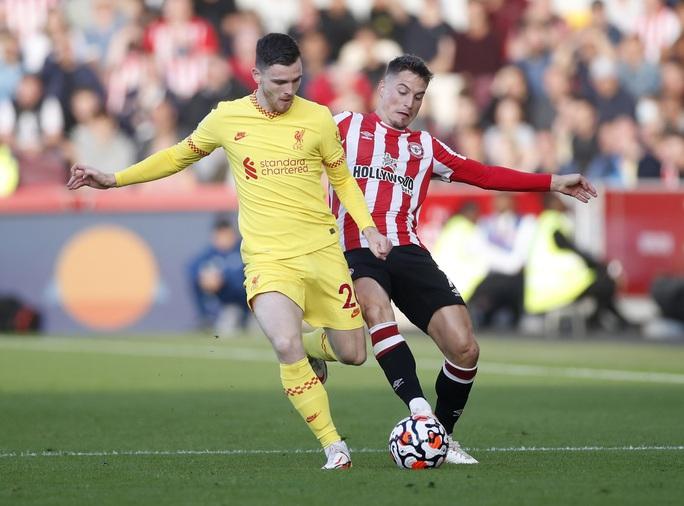 Dẫn đầu Ngoại hạng Anh nhưng HLV Liverpool vẫn không hài lòng - Ảnh 1.