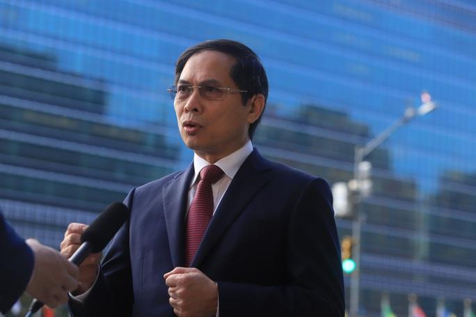 Chuyến công tác nâng cao uy tín Việt Nam - Ảnh 2.