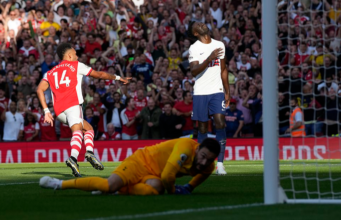 34 phút bùng nổ, Arsenal nhấn chìm Tottenham trận derby London - Ảnh 4.
