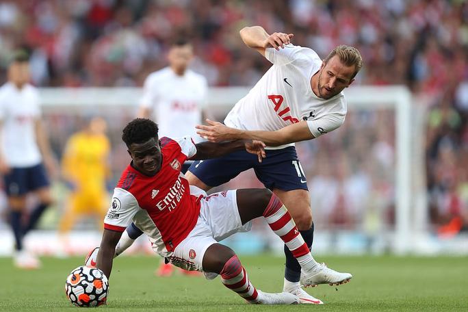 34 phút bùng nổ, Arsenal nhấn chìm Tottenham trận derby London - Ảnh 6.