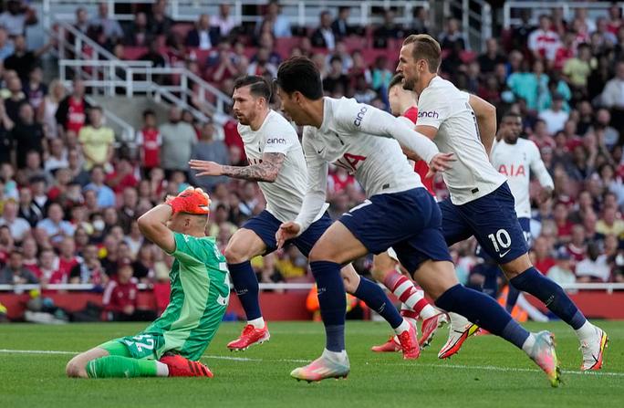 34 phút bùng nổ, Arsenal nhấn chìm Tottenham trận derby London - Ảnh 8.