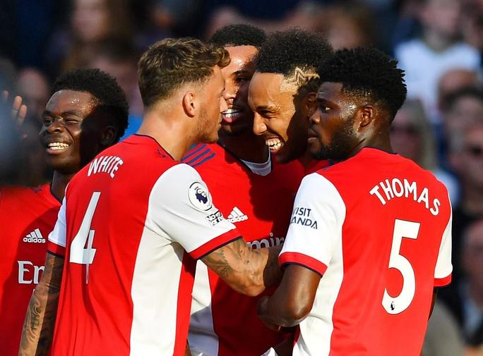 34 phút bùng nổ, Arsenal nhấn chìm Tottenham trận derby London - Ảnh 9.