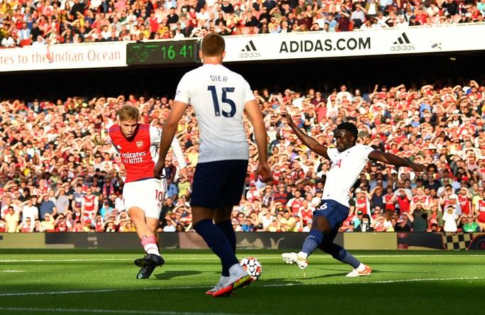 34 phút bùng nổ, Arsenal nhấn chìm Tottenham trận derby London - Ảnh 2.