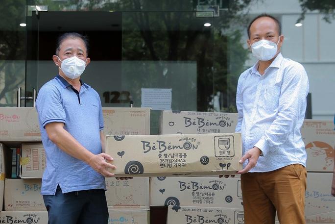 Kiều bào tại Trung Quốc ủng hộ hơn 124 triệu đồng cho chương trình Tình thương cho em - Ảnh 1.