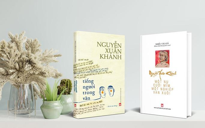 Phát hành Sách kỷ niệm 100 ngày mất nhà văn Nguyễn Xuân Khánh - Ảnh 2.