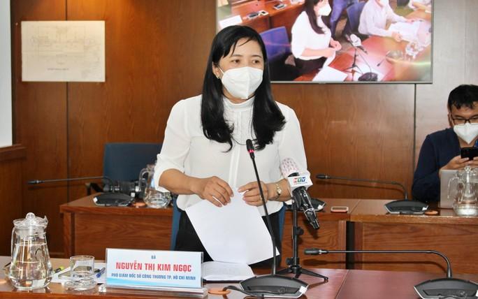 TP HCM: Sở Lao động, Thương binh và Xã hội thông tin về việc gói an sinh thứ 3 triển khai chậm - Ảnh 1.