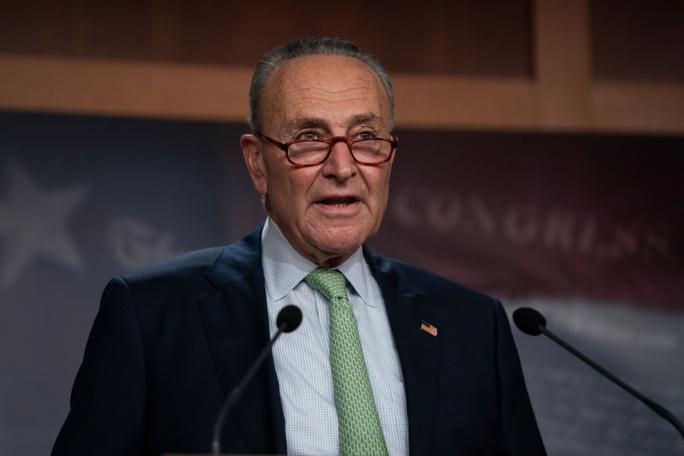 Đảng Cộng hoà đẩy chính phủ Mỹ vào nguy cơ đóng cửa - Ảnh 1.