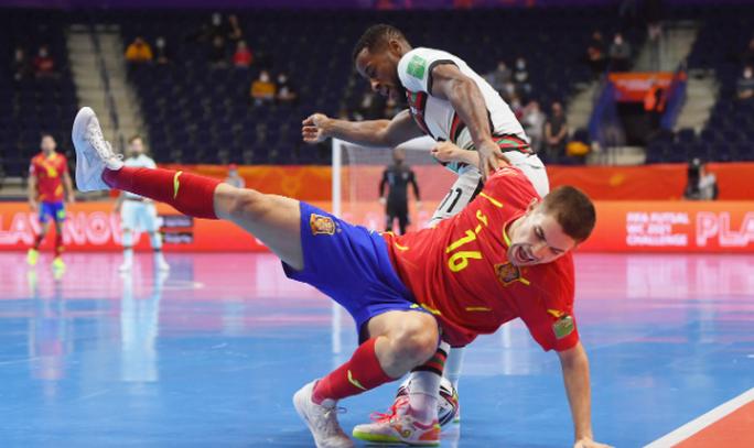 FIFA Futsal World Cup 2021: Tây Ban Nha thua đau, Kazakhstan làm nên lịch sử - Ảnh 4.