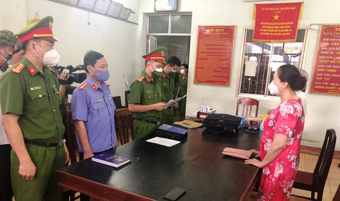 Bắt giam nữ doanh nhân Ngô Thị Điều trong vụ mua - bán sỉ 262 lô đất ở Phú Yên - Ảnh 1.