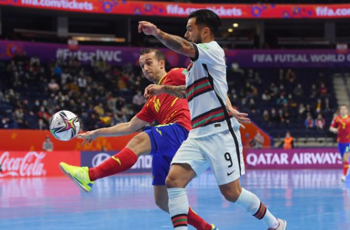 FIFA Futsal World Cup 2021: Tây Ban Nha thua đau, Kazakhstan làm nên lịch sử - Ảnh 1.