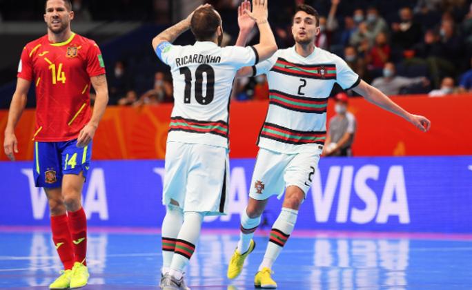 FIFA Futsal World Cup 2021: Tây Ban Nha thua đau, Kazakhstan làm nên lịch sử - Ảnh 7.